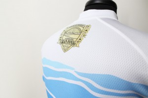 Cutaway Clothing design 2013 Alpine Loop Gran Fondo Jersey